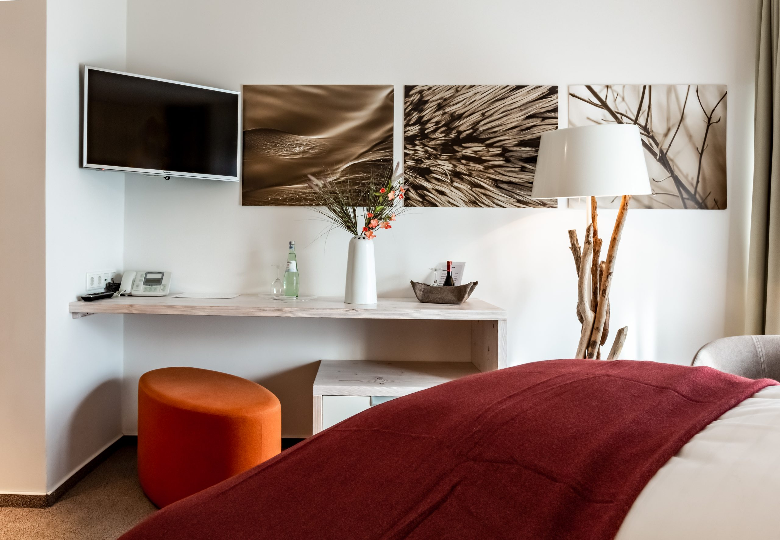 Einzelzimmer Hotel Villa Lago Tegernsee