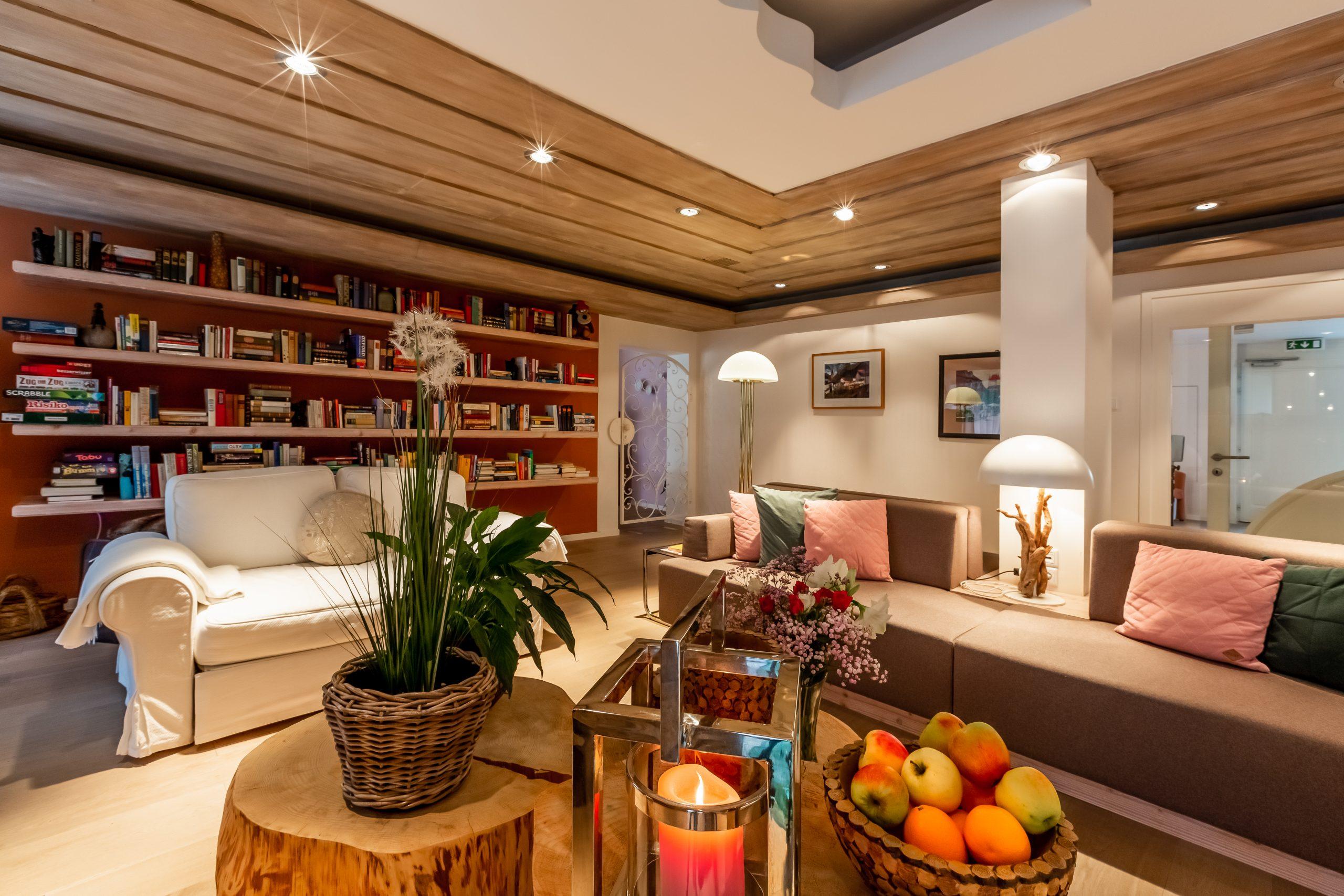 Kaminzimmer Hotel Villa Lago Tegernsee