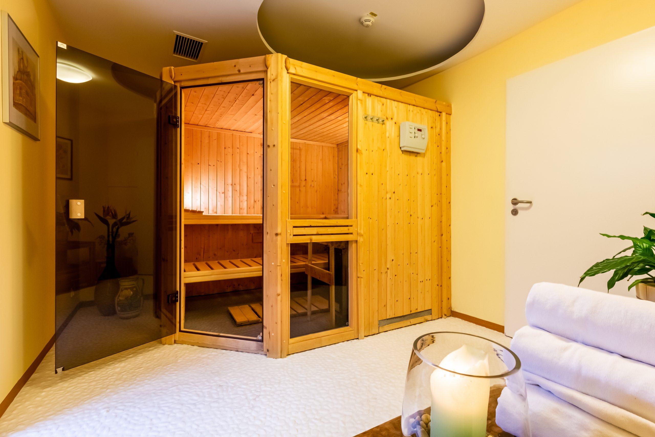 Sauna Hotel Villa Lago Tegernsee