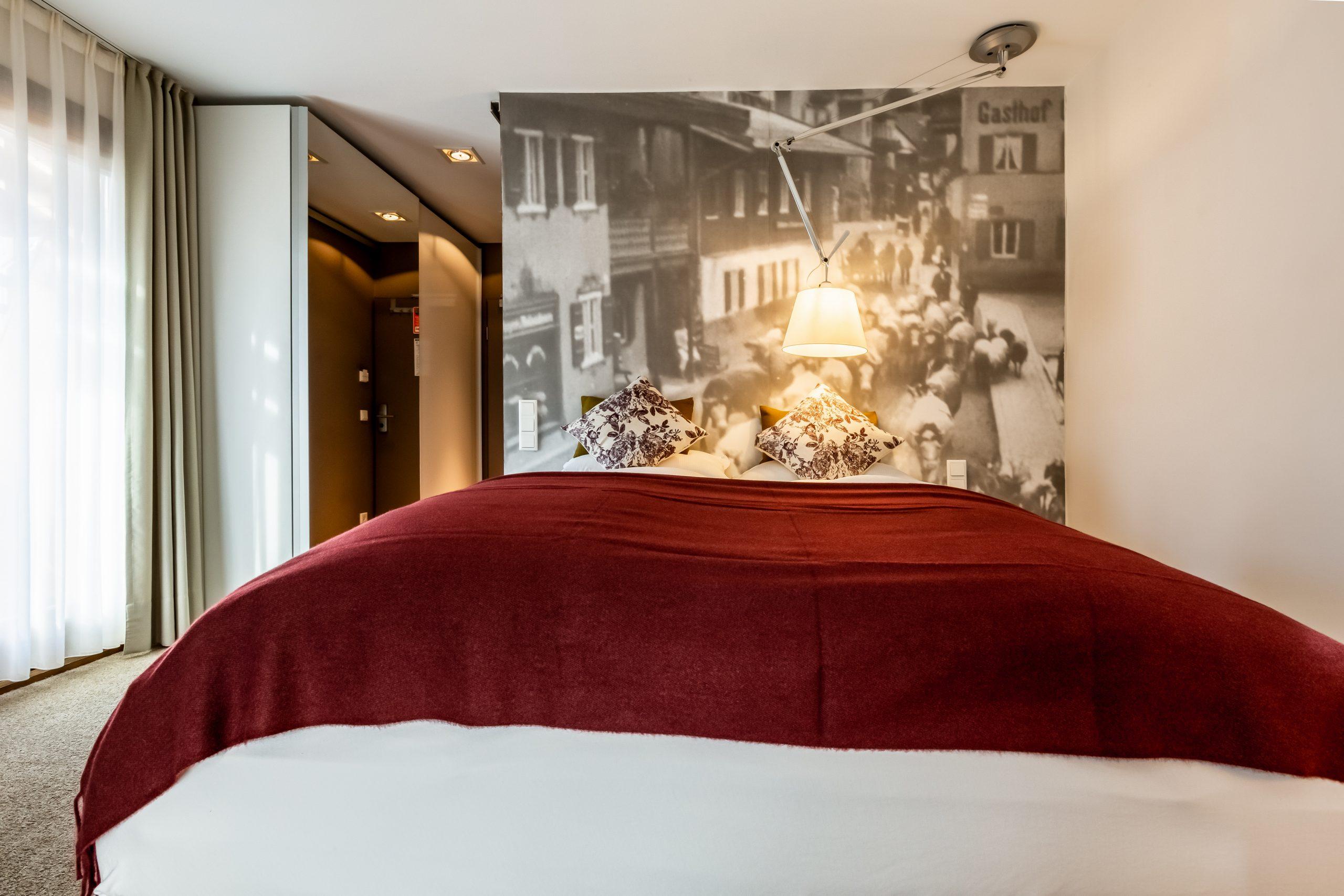 Zimmer in der Villa Lago am Tegernsee
